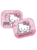Tienidlá do auta 2 ks v balení Disney Hello Kitty