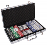 Merco Poker Set 300