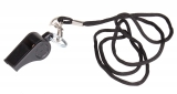 Merco plastic whistle black plus