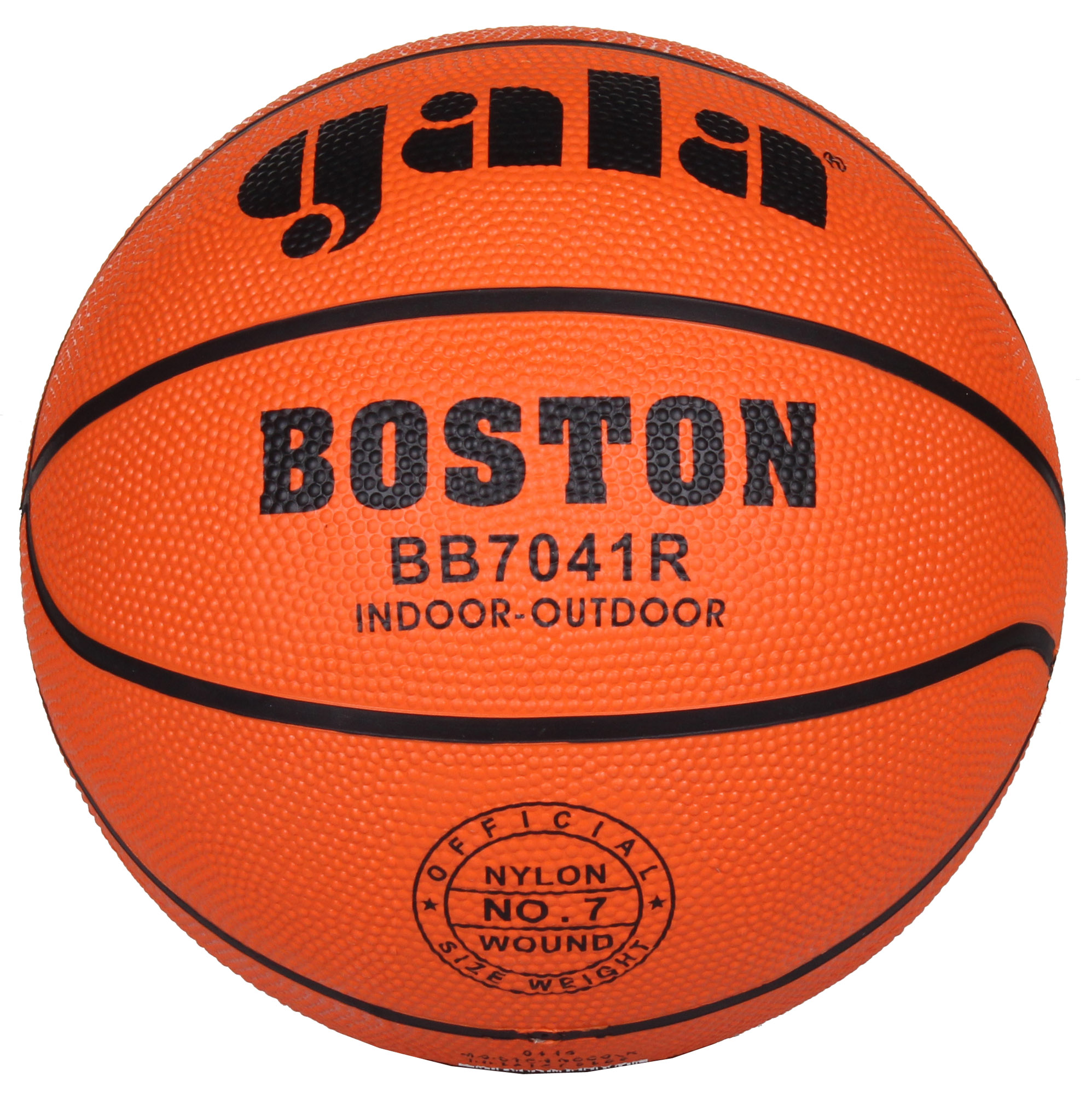 Gala Boston BB7041R basketbalová lopta č. 7