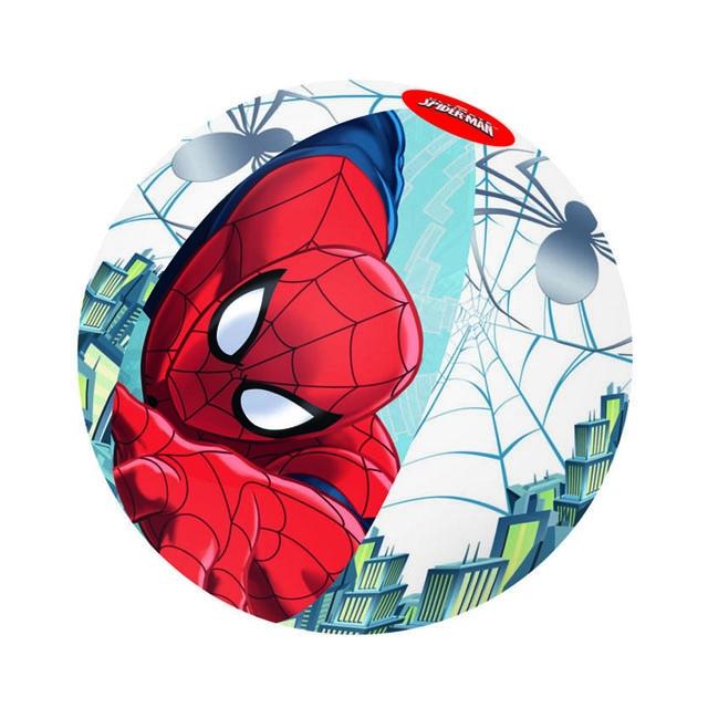 Nafukovacia lopta Spiderman 51 cm P98002 (NAFUKOVACIA LOPTA SPIDERMAN 51 CM P98002)