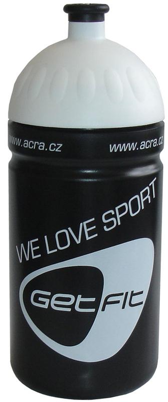 Športová fľaša 0,5L čierna CSL05 (ŠPORTOVá FľAšA 0,5L čIERNA CSL05)