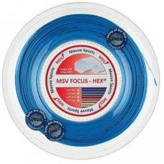 MSV Focus HEX 200m 1,23mm