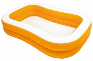 INTEX 57181 Mandarin Swim Center 229x147x46 cm