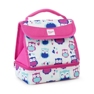 Spokey LUNCH BOX Desiatový box pink
