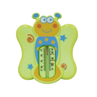 Lorelli Teplomer THERMOMETER TURTLE/BUTTERFLY